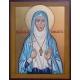 Света Елисавета - рисувана икона от РОСЕН
