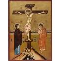 Разпятие Христово - икона от ТИНКА
