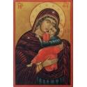 Света Богородица Елеуса - икона от НЕНЧЕВИ