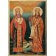Св. Св. Кирил и Методий - икона от ТИНКА