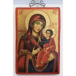 Св. Богородица Елеуса - икона от НЕНЧЕВИ