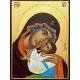 Св.Богородица с Младенеца (Умиление) - икона от ДРУЖИНИН