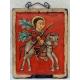 Свети Георги - етиопска икона