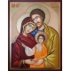 Светото семейство - икона от РОСЕН