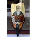 Св. Сава Освещени - икона от ЧАУШЕВ