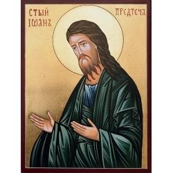 Свети Йоан Предтеча - икона от РОСЕН