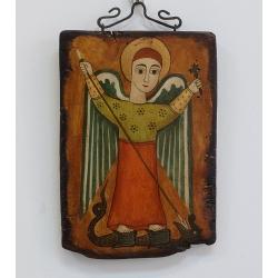 Св. Архангел Михаил - коптска икона