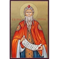 Свети пророк Захарий - икона от РОСЕН