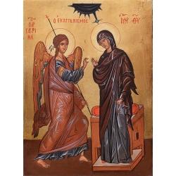 Благовещение - икона от АНТОНИЯ
