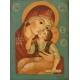 Света Богородица Умиление- икона от ЮЛИЯ