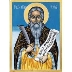 Свети Пророк Илия - икона от АНТОНИЯ