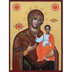 """Света Богородица """"Одигитрия"""" - икона от ДРУЖИНИН"""