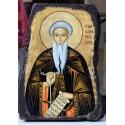 Свети Йоан Рилски - икона от ТИНКА