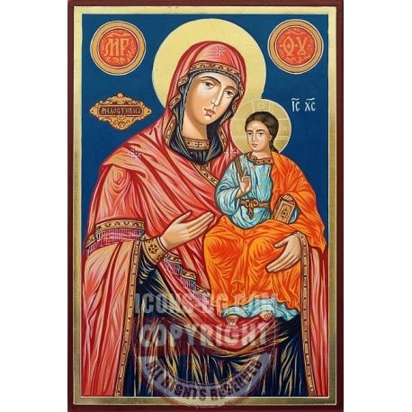 """Света Богородица """"Милостива"""" - икона от РОСЕН"""