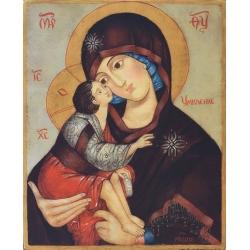 Св. Богородица с Младенеца (Донска) - икона от ЮЛИЯ