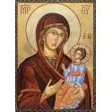 "Св. Богородица ""Одигитрия"" (Мелник) - икона от ТИНКА"