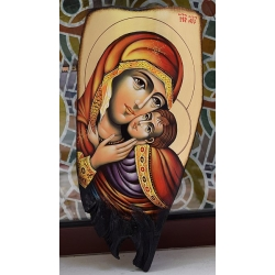 Св. Богородица Елеуса (Бачковска) - икона от ЧАУШЕВ