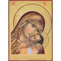 """Пресв.Богородица с Младенеца """"Умиление"""" - икона от АНТОНИЯ"""