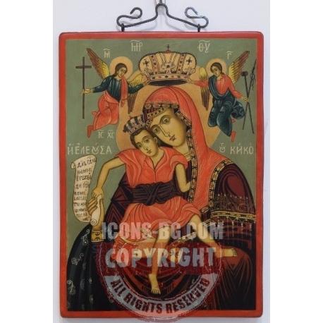 Света Богородица Умиление (Кико)