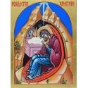 Рождество Христово - икона от ИВА