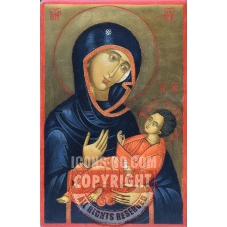 Св. Богородица Одигитрия (Ватопед)