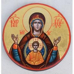 "Пресв.Богородица с Младенеца ""Знамение"" - икона от ИВА"