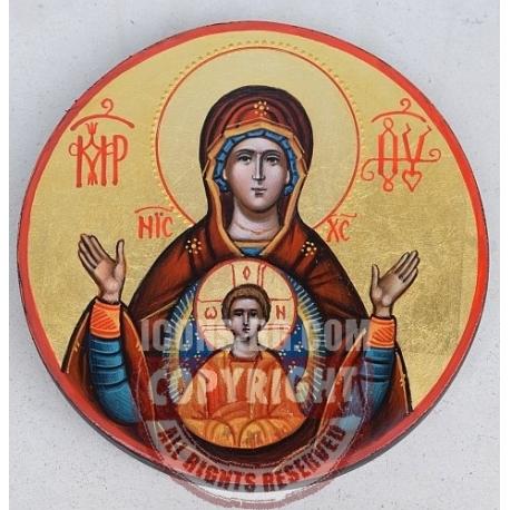 """Пресв.Богородица с Младенеца """"Знамение"""""""