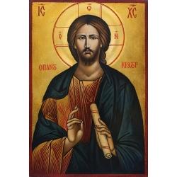 Христос Пантократор - икона от РАЛИЦА