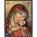 Св. Богородица Елеуса (Бачковска) - икона от РОСЕН