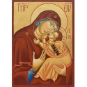 "Св. Богородица ""Елеуса""- икона от ТИНКА"