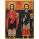 Св.Св. Безсребърници Козма и Дамян