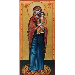 Света Богородица с Младенеца - икона от ИВА