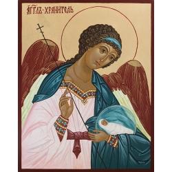 Ангел Хранител - икона от ДРУЖИНИН