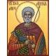 Свети Мина (16x12см.) - икона от ИВА