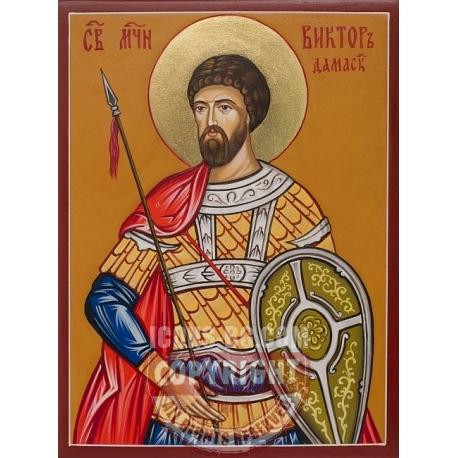 Свети мъченик Виктор - икона от РОСЕН