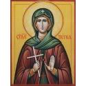Света Петка - икона от ИВА