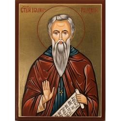 Св. Йоан Рилски - икона от РОСЕН