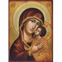 Пресв. Богородица с Младенеца (Петровская) - икона от РАЛИЦА