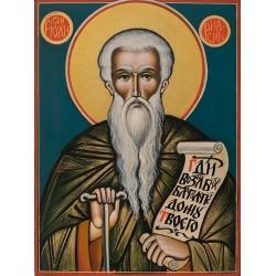 Св. Йоан Рилски - икона от ИВА
