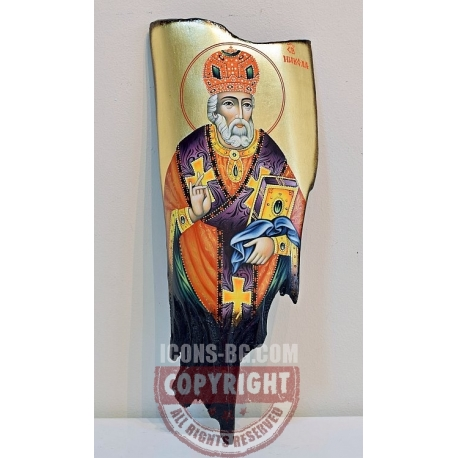 Свети Николай Чудотворец - икона от ЧАУШЕВ