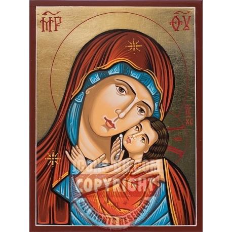 Св. Богородица Умиление (Касперовска) - икона от РОСЕН
