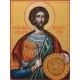 Свети Валерий (Севастийски) - рисувана икона от ИВА