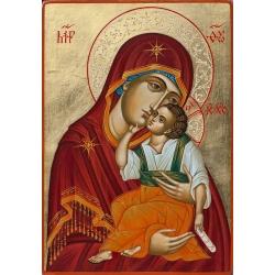 """Света Богородица """"Умиление"""" - икона от ЕМИЛИЯ"""