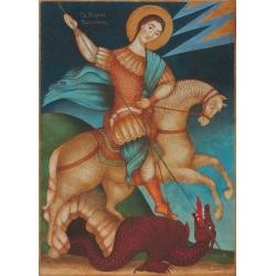 Свети Георги Победоносец - икона от ЮЛИЯ