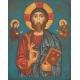Христос Пантократор - икона от ЮЛИЯ