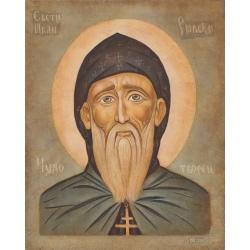 Св. Йоан Рилски Чудотворец - икона от ЮЛИЯ