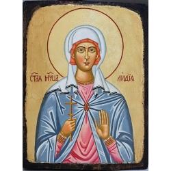Св.мчц.Лидия - икона от ТИНКА