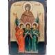 Света София и нейните дъщери - икона от ТИНКА
