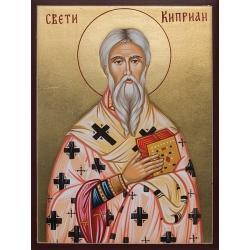 Свети Киприан - икона от РОСЕН