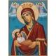 Пресв. Богородица Кърмилница - икона от ЕМИЛИЯ